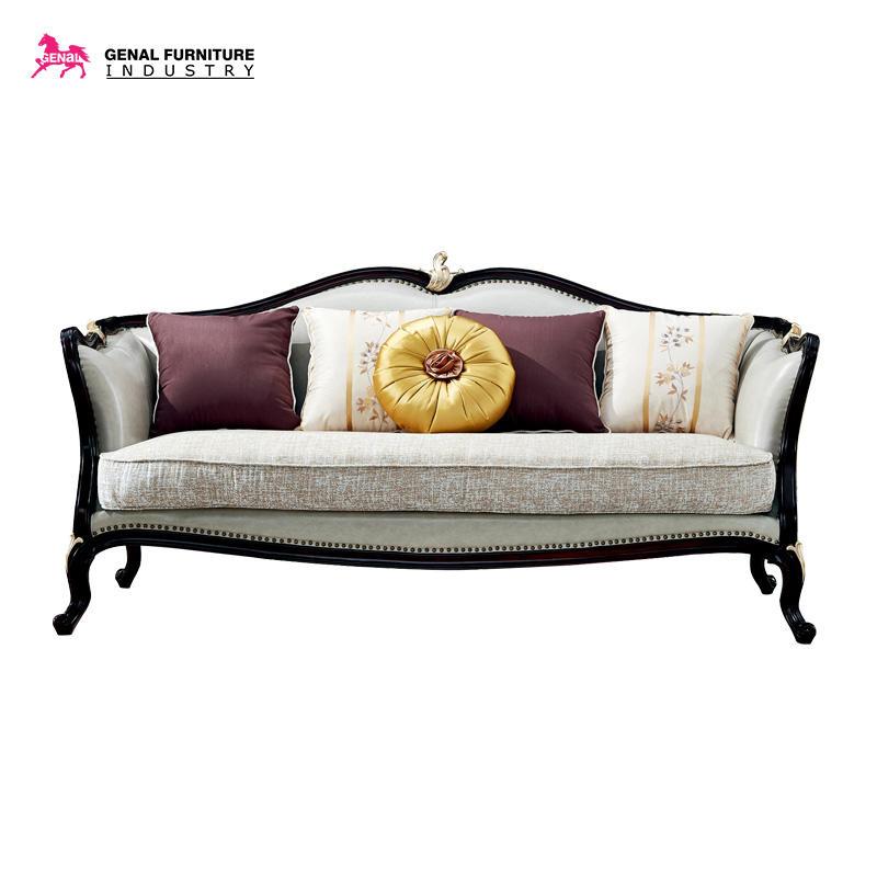 Carelli Clic Elegance Fabric Sofa