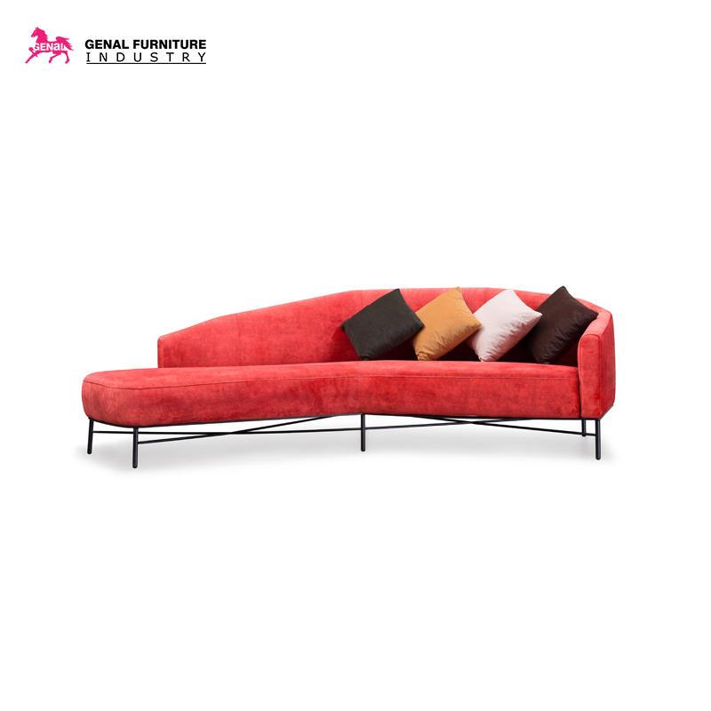 Carelli Living Room Furniture Fabric Sofa-A013A