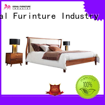 Genal furniture beds factory
