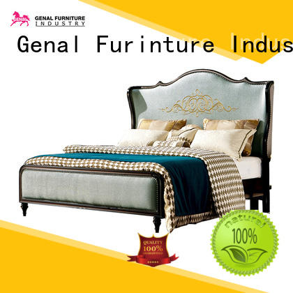 Genal fabric beds factory