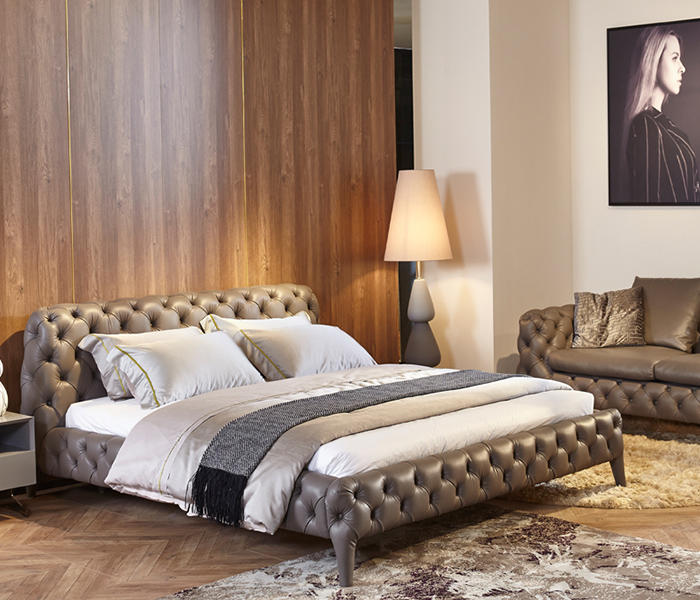Genal Best leather beds company