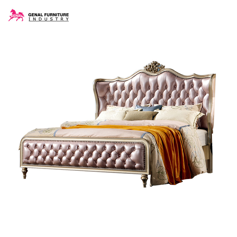 Genal Top fabric beds Suppliers-4