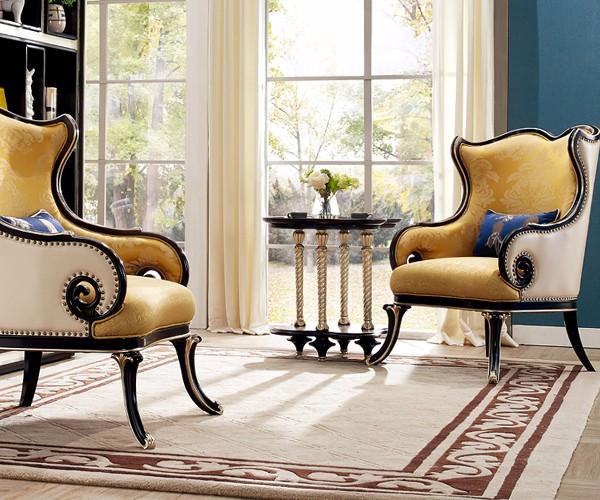 Genal Latest leather sofa set factory-7