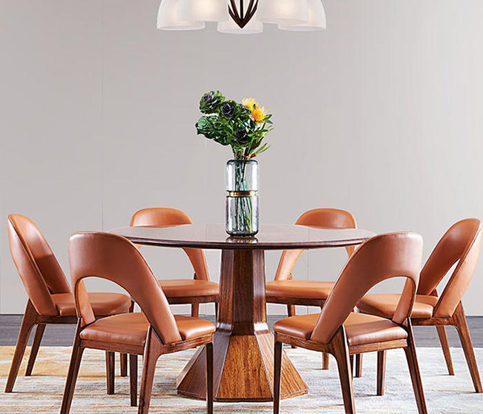 Genal dining table and 6 chairs company-2