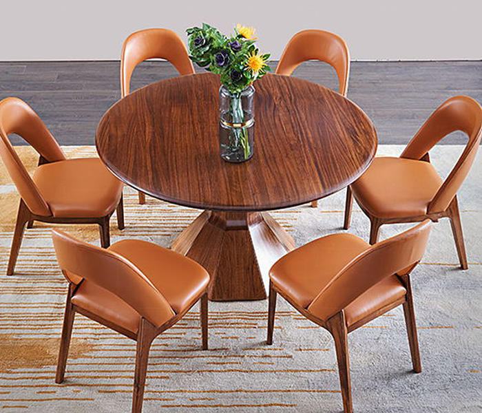 Genal dining table and 6 chairs company-3