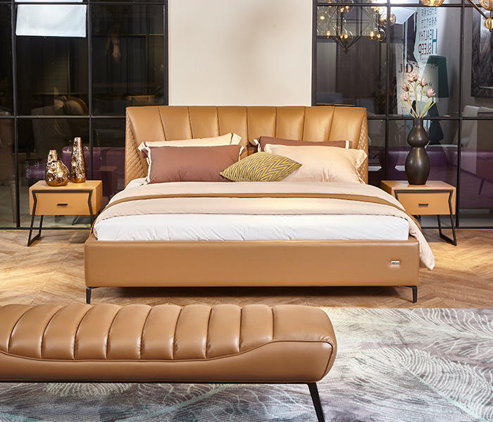Genal Latest furniture beds company-3