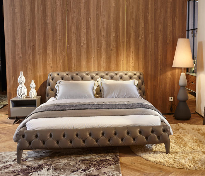Genal Best leather beds company-2