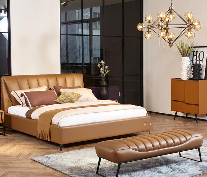 Genal Latest furniture beds company-2