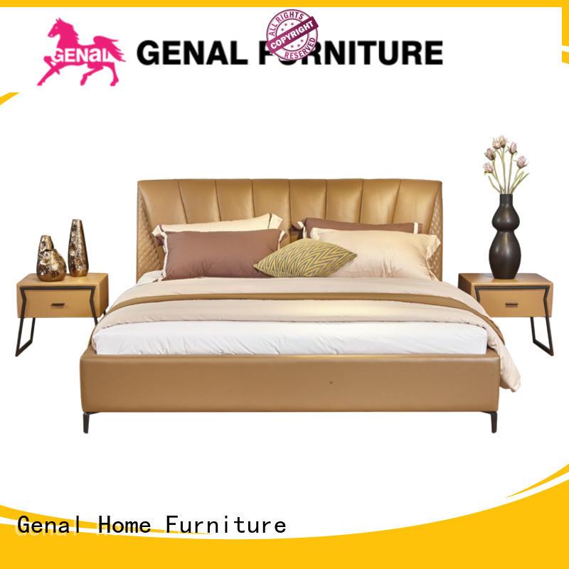 Genal fabric beds manufacturers