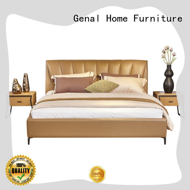 Genal New buy double bed company
